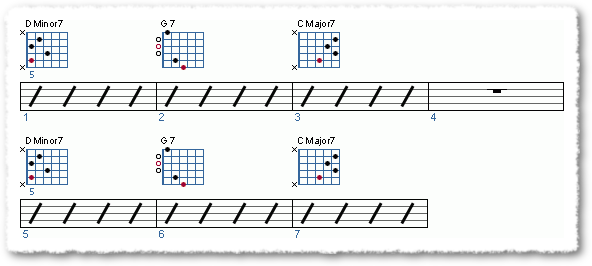 Groove from Playing 'Outside' - Major And Minor 3rds - Page 4