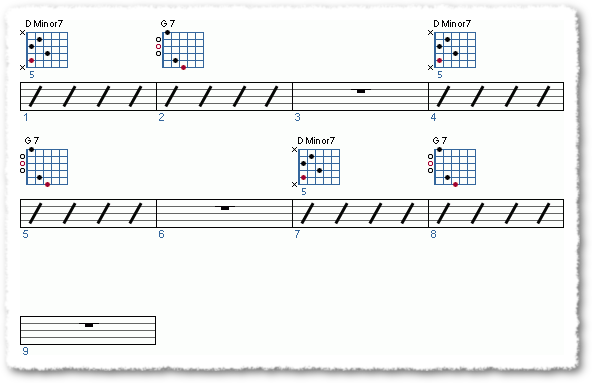 Groove from Jazz Lines For Beginners - Page 12