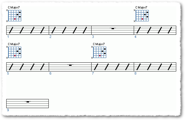 Groove from Jazz Lines For Beginners - Page 13