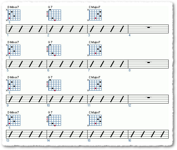 Groove from Jazz Lines For Beginners - Page 6