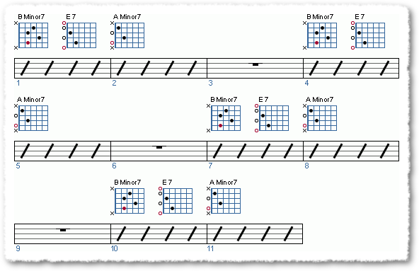 Groove from Soloing Over A Jazz Blues - Page 8