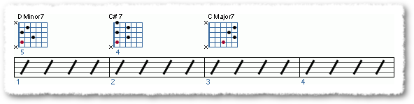 Groove from Improvising Over Tritones - Page 3