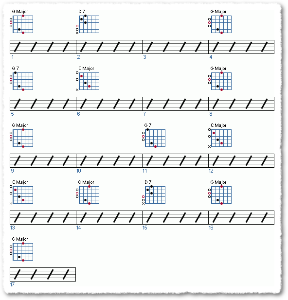 Groove from Playing The Pilgrim Song - Page 4