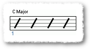 Groove from A Classic Metal Power Chord Riff