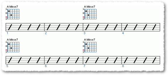 Groove from Extended Arpeggios