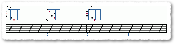 Groove from Shuffle Blues