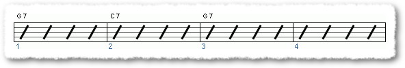 Groove from Double Stops