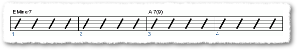 Groove from Tasty Bends and Runs in E