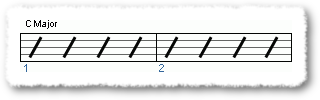 Groove from A Guide for Beginners - Major Chords - Page 2