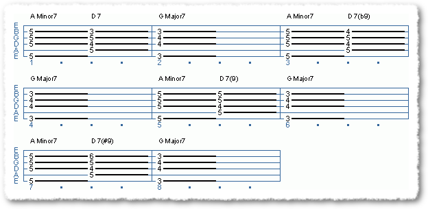 Basic Chord Forms and Voice Leading - Page 4