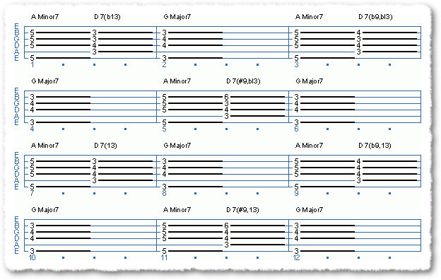 Basic Chord Forms and Voice Leading - Page 5