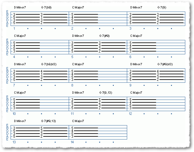 Basic Chord Forms and Voice Leading - Page 7
