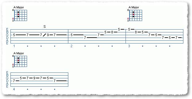 Soloing Over A Twelve Bar Blues - Page 3