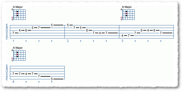 Soloing Over A Twelve Bar Blues - Page 4