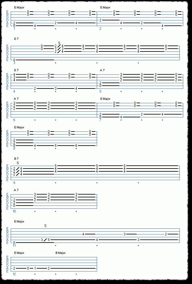 Acoustic Delta Blues Moves - Page 6