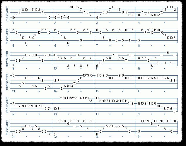 Caprice No XVI Paganini