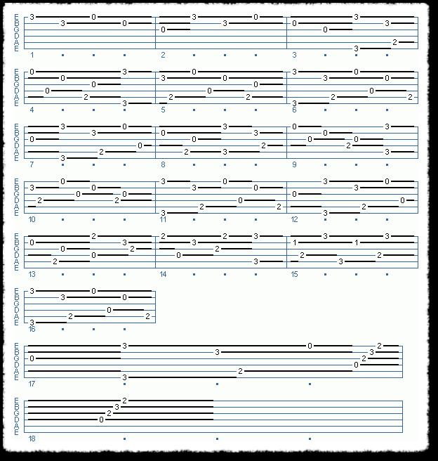 Polyrhythmic Acoustic Technique