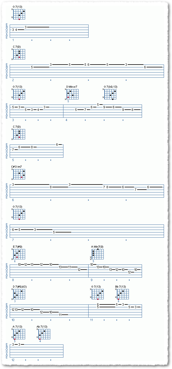 Jazzing Minor Pentatonics - Page 6