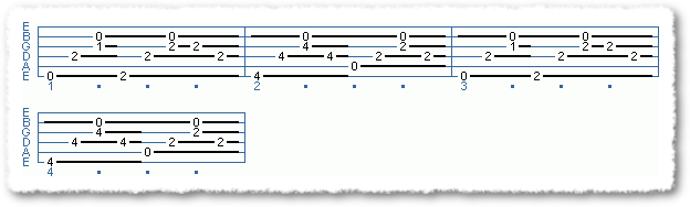 Accompaniment Elements Of Rhythm Guitar - Page 12