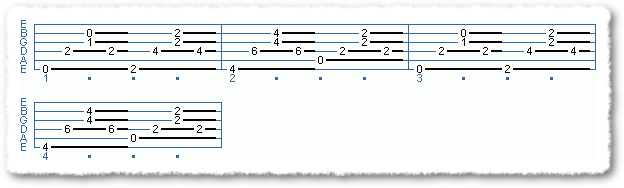 Accompaniment Elements Of Rhythm Guitar - Page 7