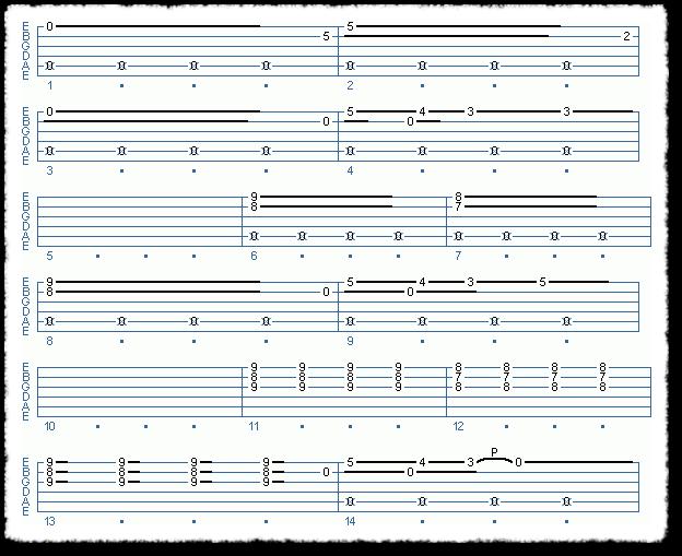 Robert Johnson's Thumb Bass Style - Page 3