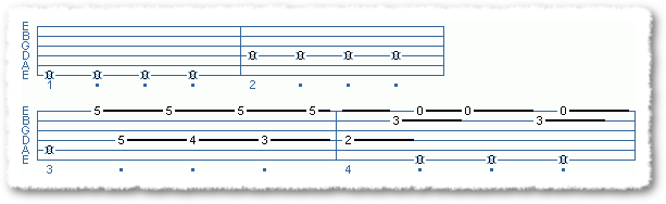 Robert Johnson's Thumb Bass Style - Page 8