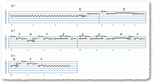 Jimi Hendrix Type Licks - Page 3