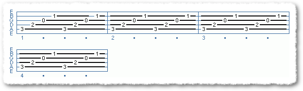 Basic Fingerpicking Patterns