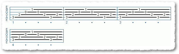 Basic Fingerpicking Patterns - Page 4