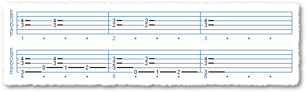 Walking Bass Lines with Chords - Page 3