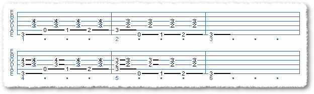 Walking Bass Lines with Chords - Page 4