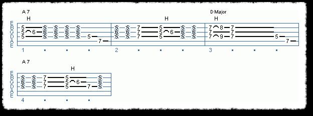 Cool Rock Chordal Ideas
