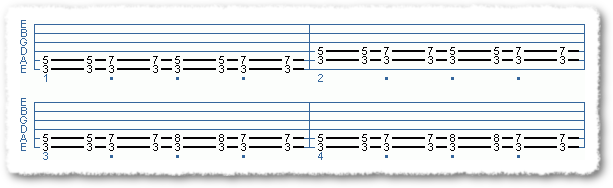 Blues Rhythm Guitar I - Page 4