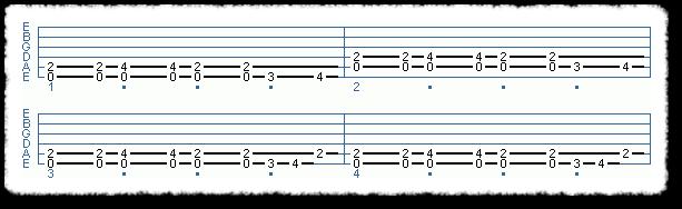 Blues Rhythm Guitar I - Page 5
