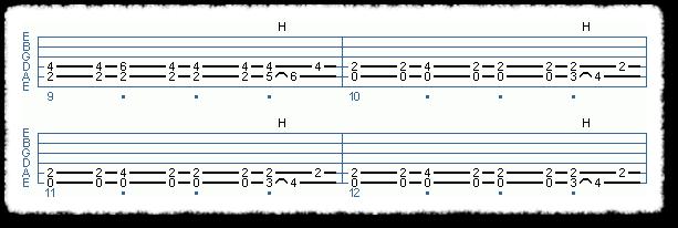 Blues Rhythm Guitar I - Page 6
