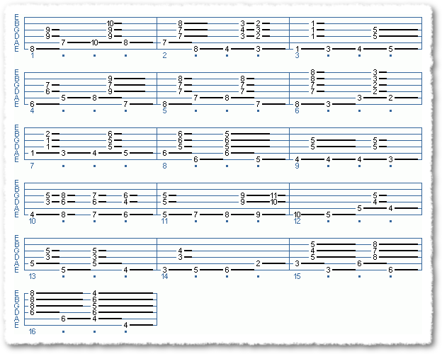 Comping: Bass Lines W/ Chords - Page 4