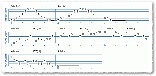 Harmonic Minor Scale Basics - Page 3