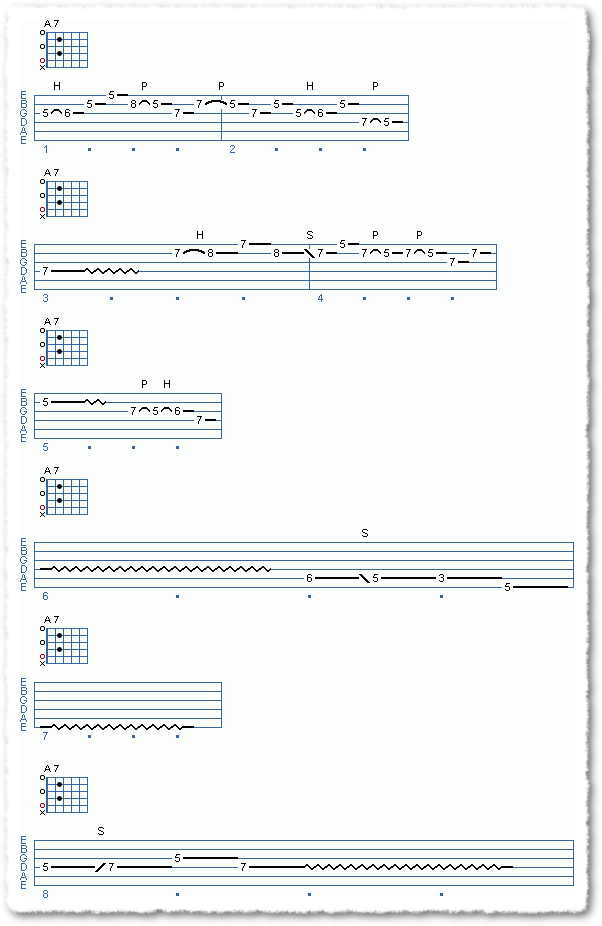 Chord Shape Improvisation, Part 2