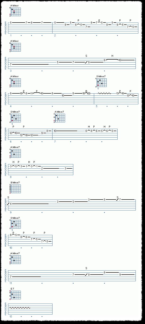 Chord Shape Improvisation, Part 1 - Page 10