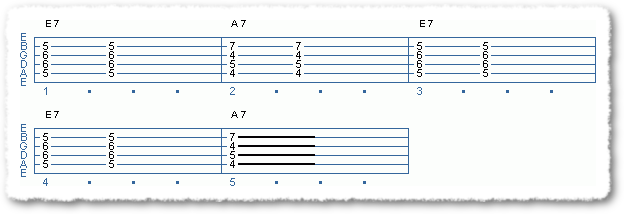 Blues Rhythm Guitar II - Page 3