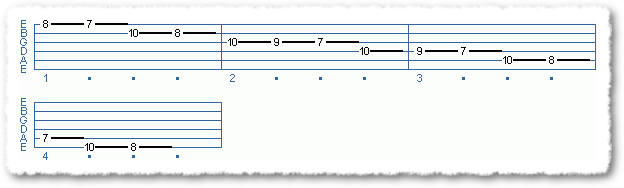 Wiring In The Major Scale - Page 2