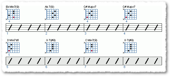 Jazzy Latin Tune - Page 3