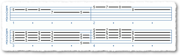 Chord-Melody 101:part 1:Getting A Grip - Page 2