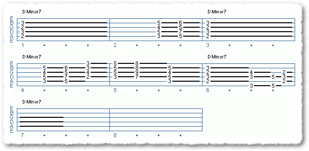 Chord-Melody 101:part 1:Getting A Grip - Page 3