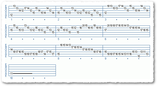 Paganini: Caprice #5 - Page 3
