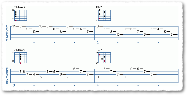 7th Chord Sequences - Page 2
