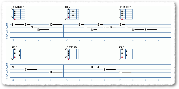 7th Chord Sequences - Page 3