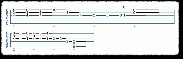 Clapton-style Acoustic Blues - Page 3