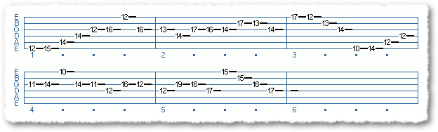 Classical Style Sequenced Arpeggios - Page 3