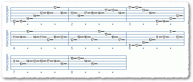 Classical Style Sequenced Arpeggios - Page 4